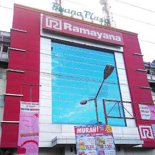 Buana Plaza Ramayana Aksara - Pajak Bengkok
