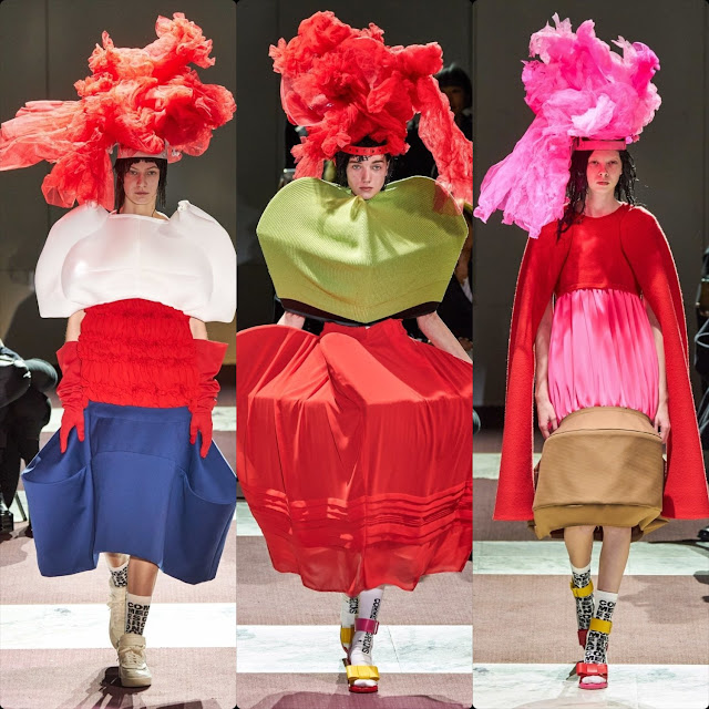 Comme des Garcons Fall-Winter 2020-2021 Paris by RUNWAY MAGAZINE