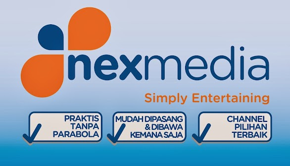 Paket dan Channel Nexmedia Terbaru 2017