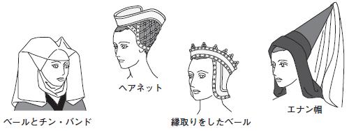 中世後期_装飾品4