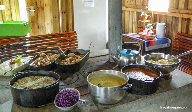 Paraná: culinária de colonos alemães e poloneses