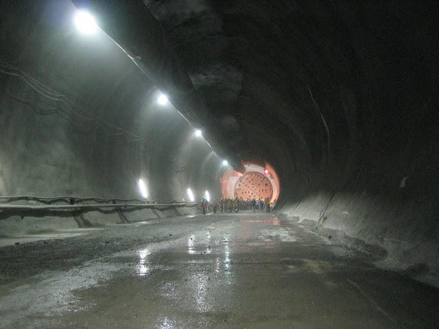 Túnel de São Gotardo, Suiça