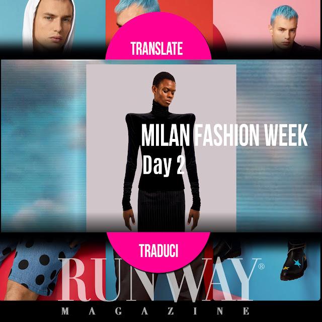 Milan Digital Fashion Week 2020 Day 2