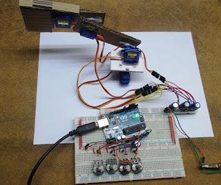 Belajar Robotik Dengan Arduino #2, Robotic Arm