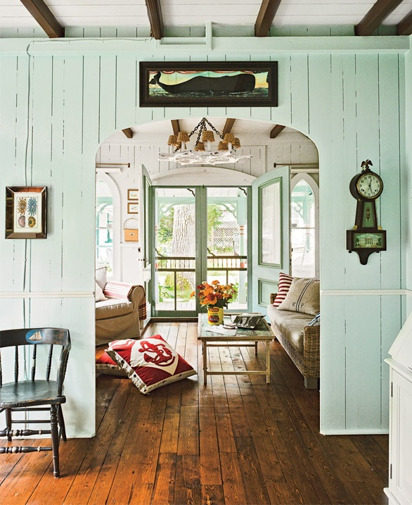 Creating Character: Dream Home- Interior