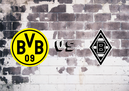 Borussia Dortmund vs Borussia M'gladbach  Resumen y Partido Completo