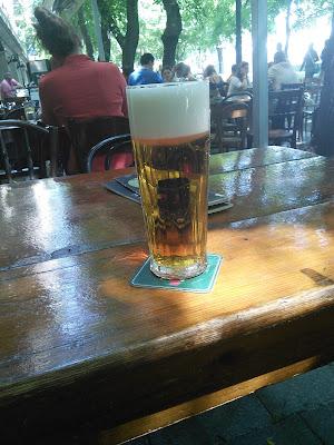 Pilsner Urquell vom Fass in Bratislava