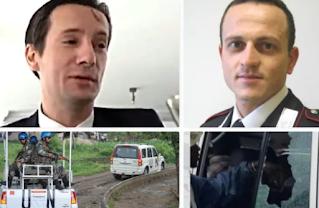 """Fonti di polizia in Congo: """"Portati nella foresta e uccisi"""". Wfp: """"Erano senza scorta"""""""