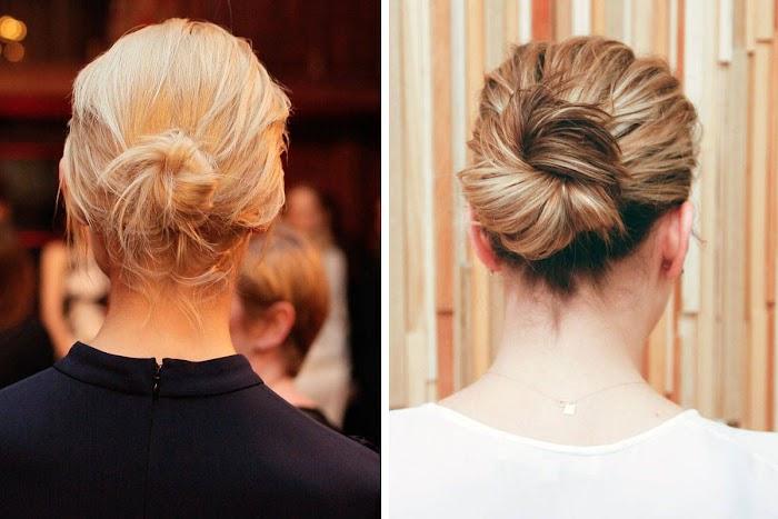 Evde Yapılabilen Kolay Kadın Saç Modelleri