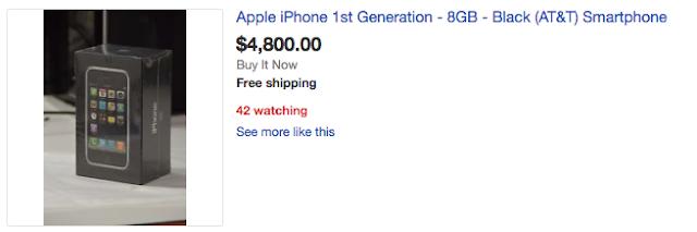 Esto es lo que los iPhones viejos cuestan ahora