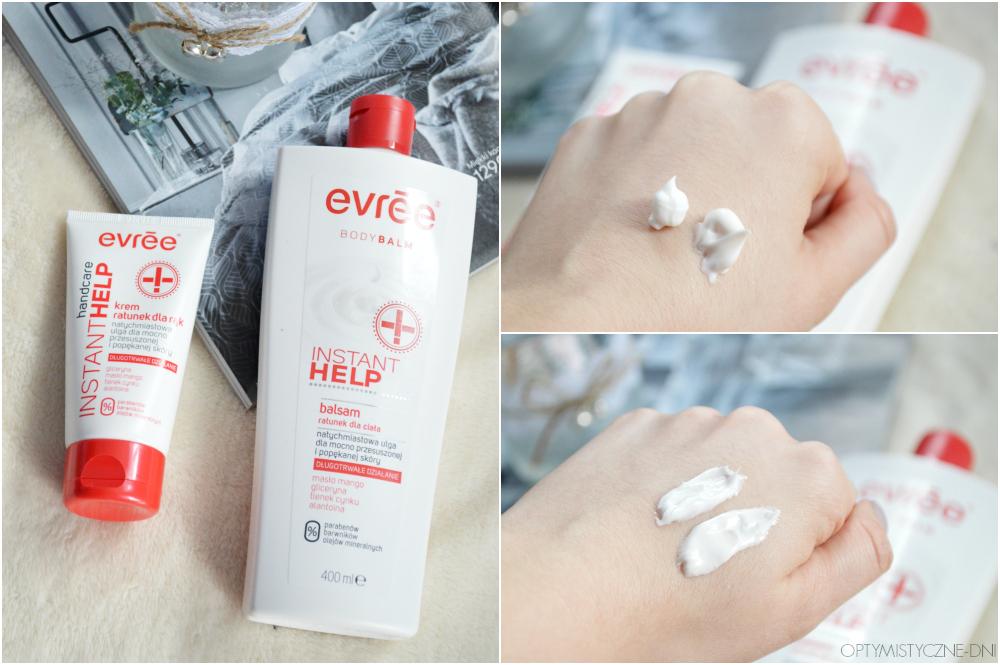 tanie i dobre kosmetyki do ciała instant help evree