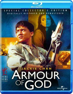 Armour of God (1986) BRRip 720p 730MB Dual Audio ( Hindi - English ) MKV