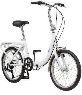 Schwinn Loop Adult Folding Bike