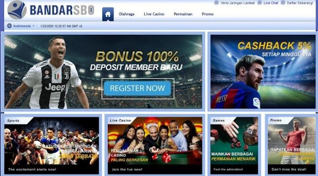 Tujuan Maintenance Situs Judi Bola Online