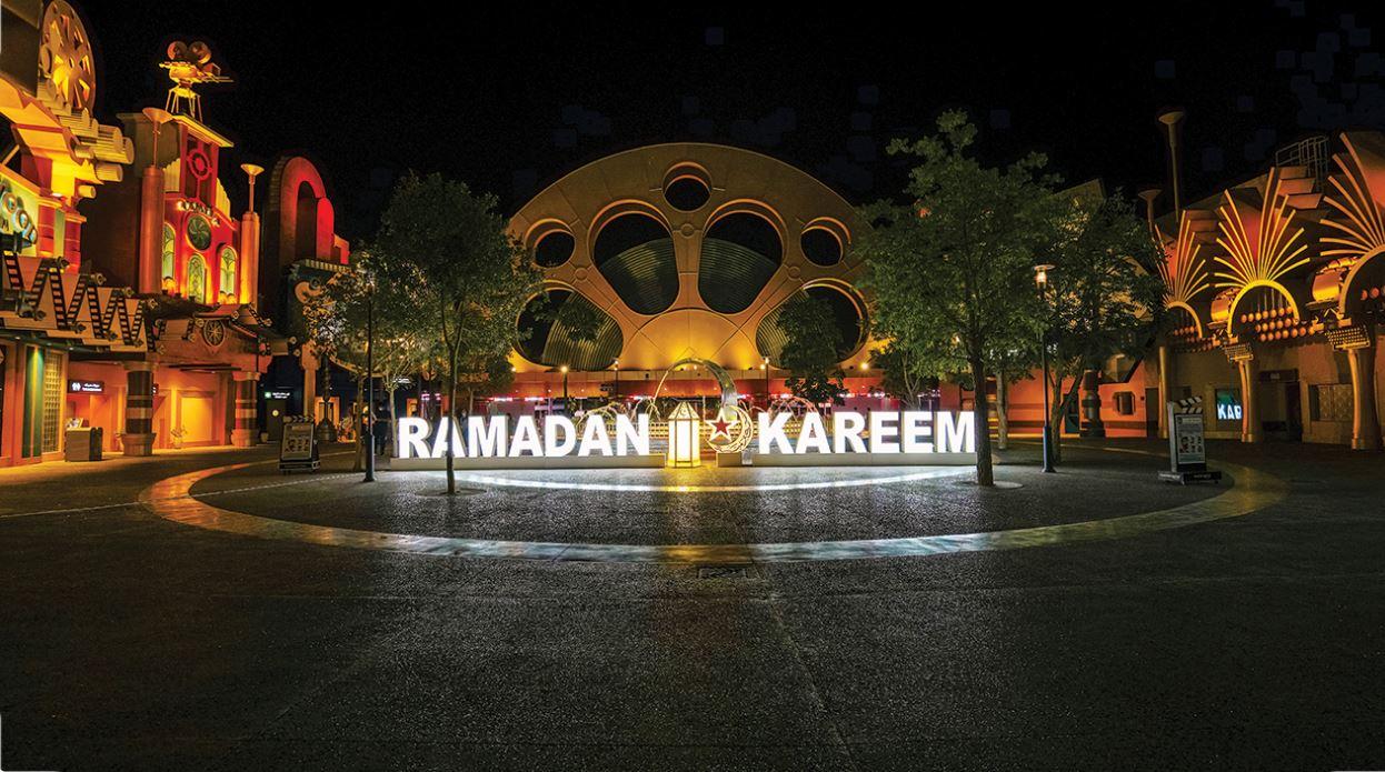 """عروض رمضان الخاصة من """"موشنجيت دبي"""""""