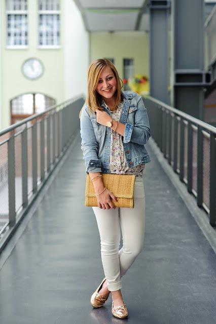 Jeansjacke damen für busy frauen