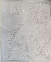 Map of New Hampshire in Boston Line Type