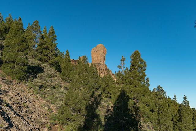 Roque Nublo  Kurze Rundwanderung auf Gran Canaria  Wandern-Gran-Canaria 04