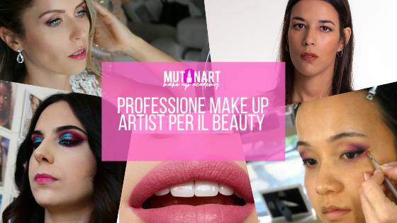 corso di trucco professione make up artist modena