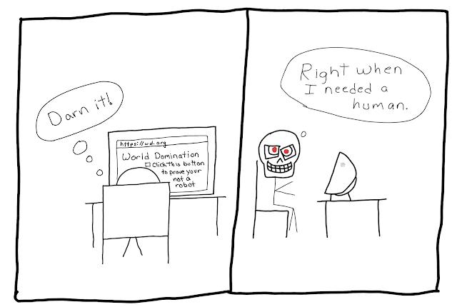 amusedbits, cartoon, humor, IoT, irony, AI,