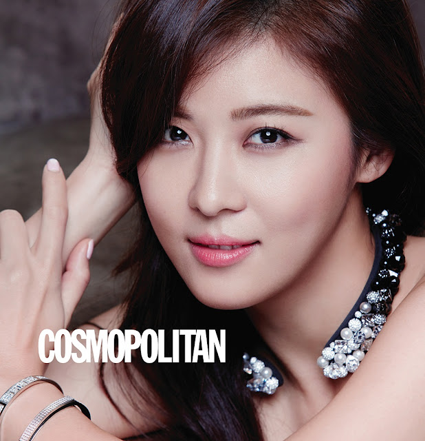 Ha Ji Won 하지원 - Cosmopolitan Hong Kong March 2016 Images 02