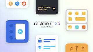 Detail Realme Ui 2 0 Dark Mode Yang Ditingkatkan Privasi Yang Lebih Baik