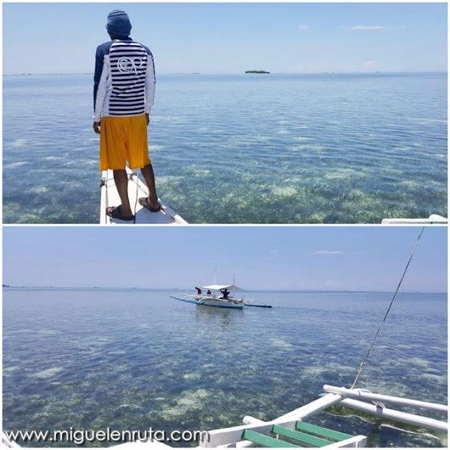 Llegando-a-Balicasag