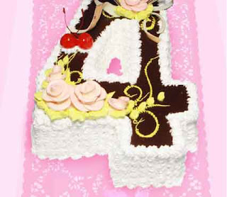 Bánh gato số 4