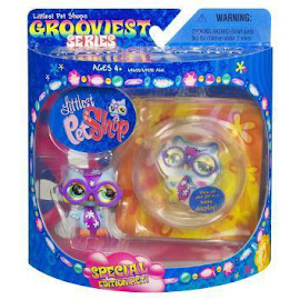 Littlest Pet Shop Extreme Pets Owl (#No #) Pet
