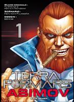Terra Formars Asimov; terra formars; asimov; boichi; manga; kaze; terraformars; terraformars asimov;