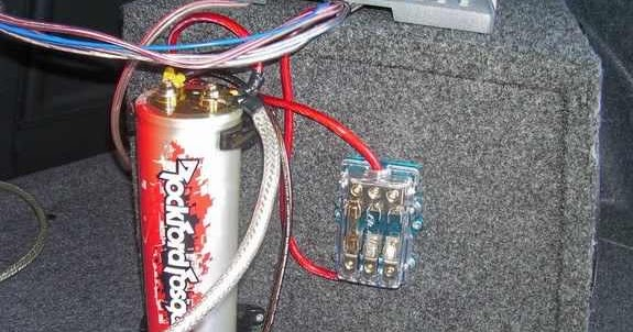 car audio capacitor wiring car inspiring car wiring diagram how to properly discharge a car audio capacitor how to install on car audio capacitor wiring