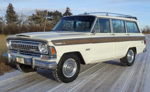 Jeep Wagoneer 1973