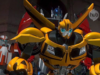The Hub Autobots Bumblebee