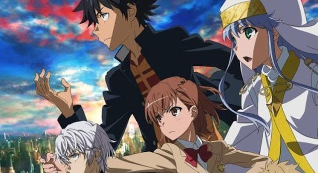 Toaru Majutsu no Index (Season 1, 2 & 3) English Sub