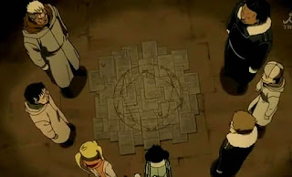 Fullmetal Alchemist: Brotherhood Episódio 42
