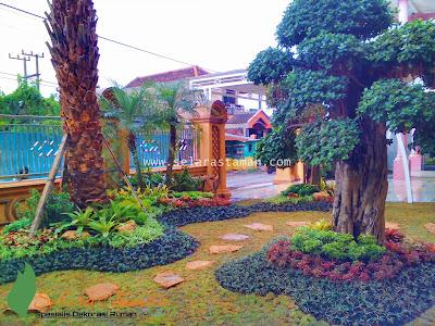 Tukang Taman Sidoarjo | Jasa Pembuatan Taman di Sidoarjo