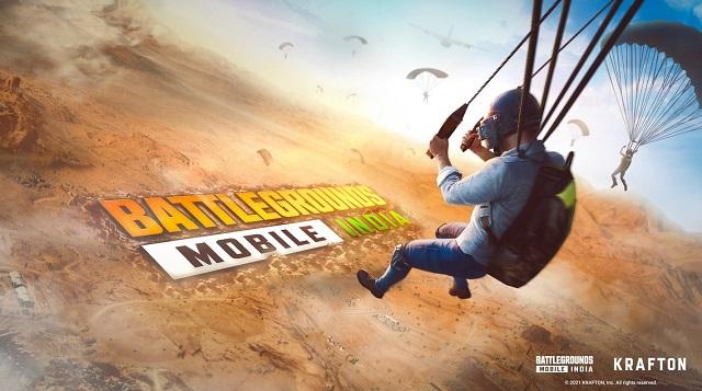 تنزيل لعبة Battlegrounds Mobile India في الهند 2021