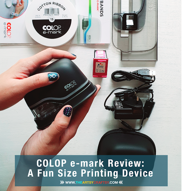 COLOP e-mark: A Fun Size Printing Device