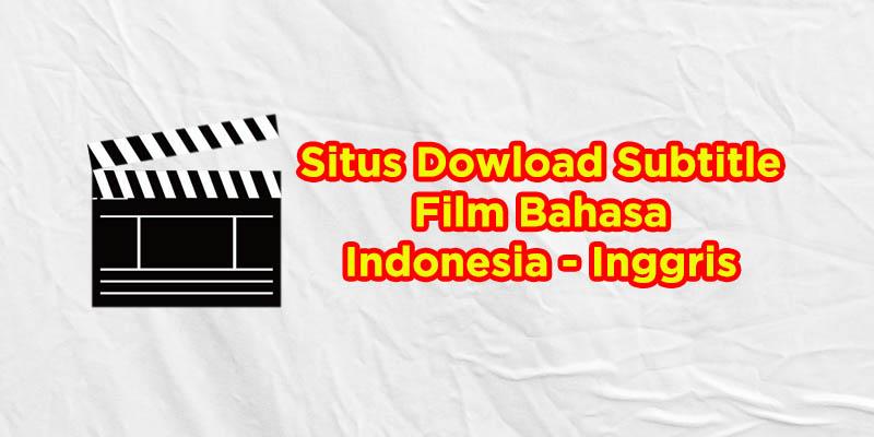 situs download subtitle film terbaik