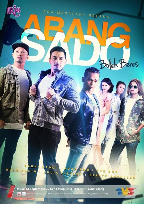 Drama Abang Sado Boleh Beres (TV3)