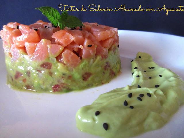 https://www.cocinaconreina.com/2019/07/tartar-de-salmon-ahumado-con-guacamole.html