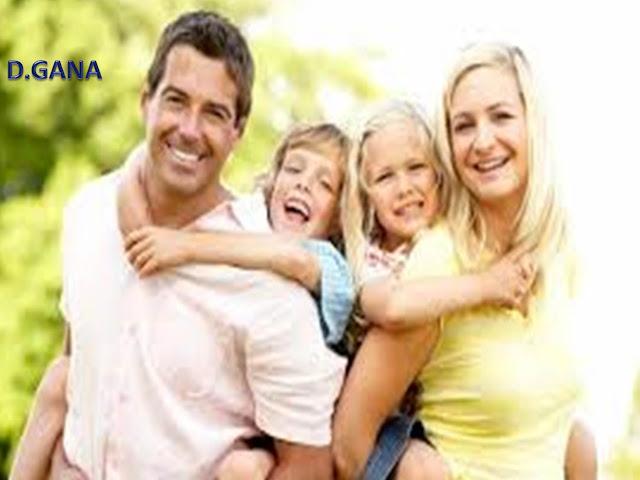 سر نجاح علاقة الأسرة مع أطفالها