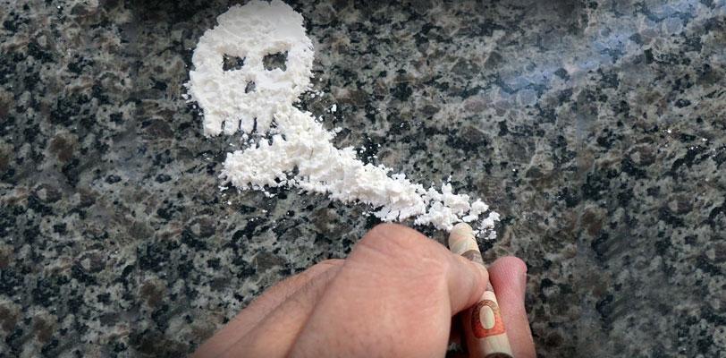 cocaína - tropa do batom