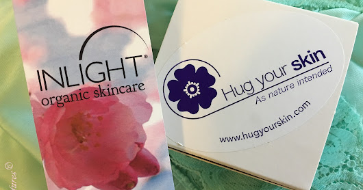 "HUG YOUR SKIN ""Indulgence Collection"" of Facial Care Products [Review & Giveaway] #natural #organic"
