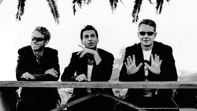 Bir hayranlık hikayesi: Depeche Mode: Spirits in the Forest