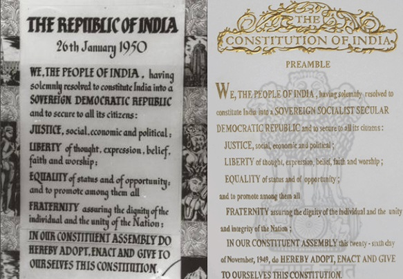 constitution of india, hotfoot