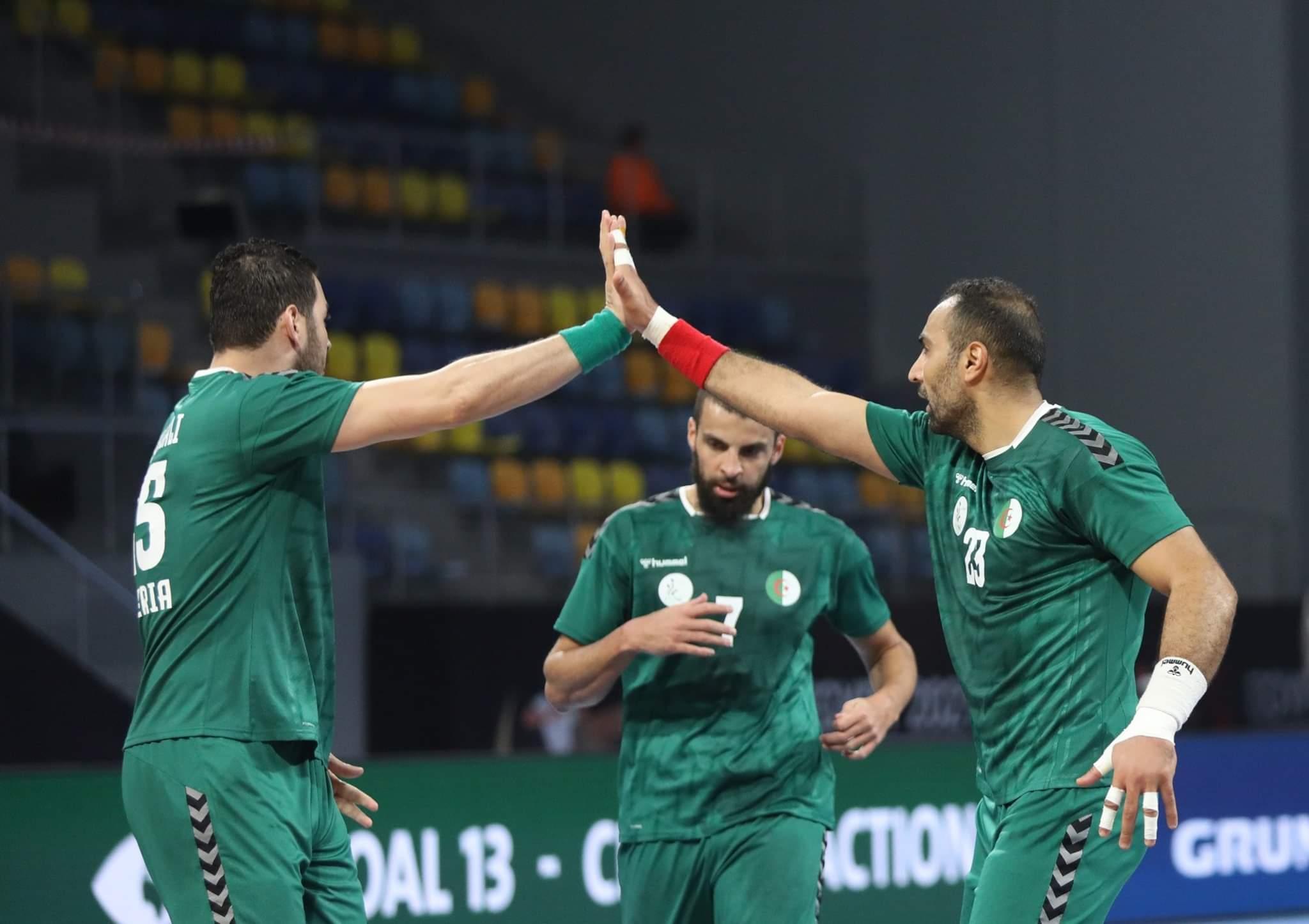 الدورة التأهيلية لألعاب الأولمبية: آلان بورت يكشف عن القائمة النهائية للمنتخب الجزائري لكرة اليد
