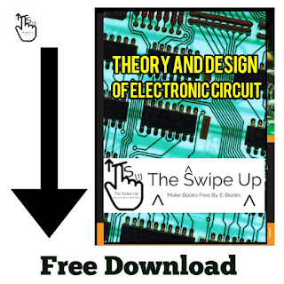 Free Download PDF Of Theory And Design Of Electronic Circuits