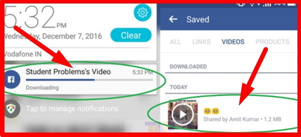 How to download facebook videos on your android phone