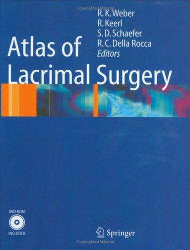 Weber Atlas Phẫu thuật Lệ Đạo 1e